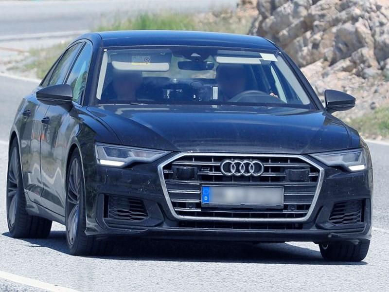 Новый представитель спортивной серии «S» от Audi