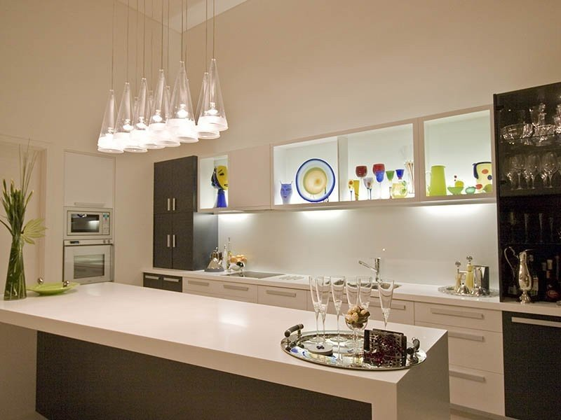 Светильник для кухни: как выбрать
